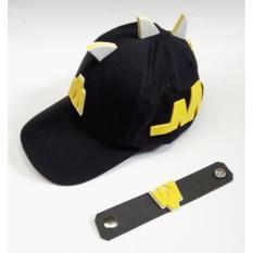Topi Boboiboy Gempa Size S + Gelang