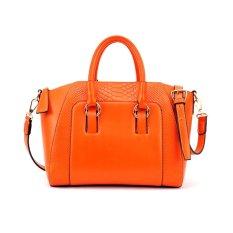Toprank Lady Handbag Shoulder Bag Tote Purse New Fashion Leather Women Messenger Bag - Intl