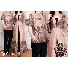 Trend Baju - Couple Batik Printing Uk L - Coksu