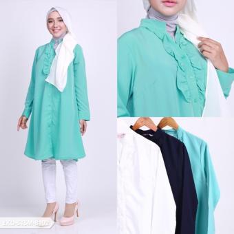 Ulfanera Plain Tunic Muslim Set