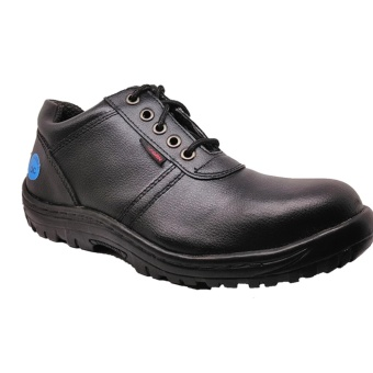 Unicorn 1301 formal safety shoes - Black