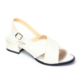 Urban Looks - Cassie Heels - Putih