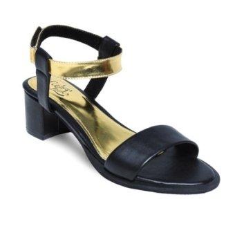 Urban Looks - Jade Heels - Hitam