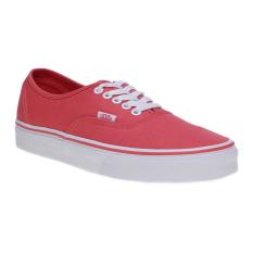 Vans Authentic Sneakers - Deep Sea Coral/True White