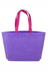 Velishy Shopping Bag Eco Travel Reusable Bags Purple