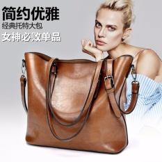 Wanita Top Handle Satchel Handbags Shoulder Bag Top Purse Messenger Tote Bag-cokela