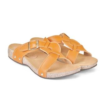 WIC 661 - Sandal Wanita - Coklat