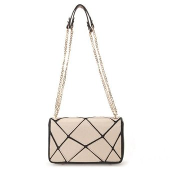 Women Elegant Patchwork Handbag