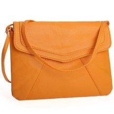 Women Lady Envelope Clutch Shoulder Evening Handbag Tote Bag Purse 5 Colors (EXPORT)