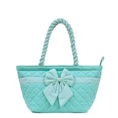 Women's Handbag Bag Female Handbag Dumplings Bag Tote Bags (Blue)