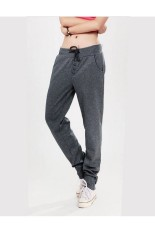 Women's Sports Yoga Pants Cotton Casual Pants Sweatpants (Intl)