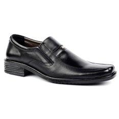 Wonder Shoes Formal 388 - Hitam
