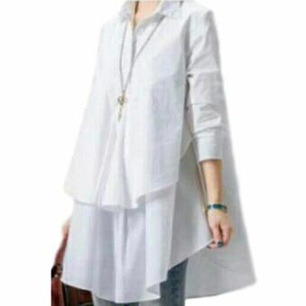 Yuki Fashion Blouse Hiraku - Broken White