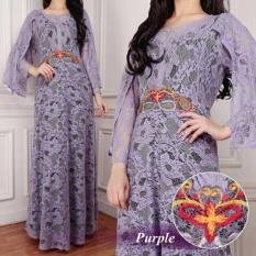 Yuki FashionKaftan Maya - Purple