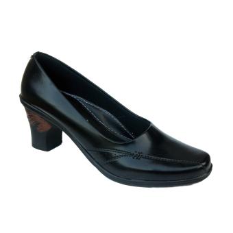 Yutaka Formal Shoes Vrant Trand - Hitam