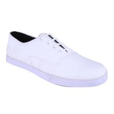 Zada Canvas Sneakers Pria - Putih