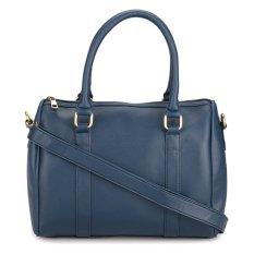 Zada Lydia Top Handle Bag - Navy Blue
