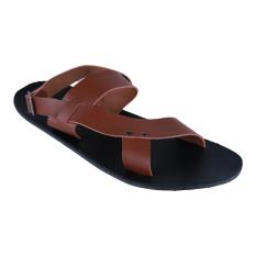 Zada Ron Sandal Sepatu - Coklat Muda