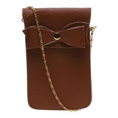 Zada Tas Selempang Handphone Case - Cokelat