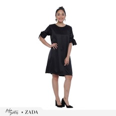 Zada x Ayla Danila Dress - Hitam
