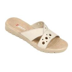 Zeintin Sandal Wanita SQ60 - Cream