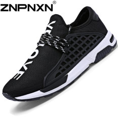 ZNPNXN Men's Sports Casual Shoes (Black) - Intl
