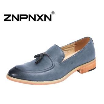 ZNPNXN Women's Fashion high heels Shoes OL style With fine shoesLace-Ups SHoes 11.5CM highs Fashion Shoes (Purple)