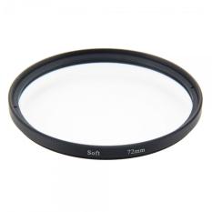 72mm Digital Camera Lens Soft Filter / Soft-focus Filter / Hazy Filter - Intl