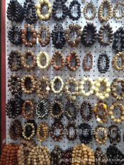 100pcs*Agate bracelet to spread the goods 10 yuan model small Bodhi Vajra Bodhi hand on Pu Tizi wholesale jewelry - intl