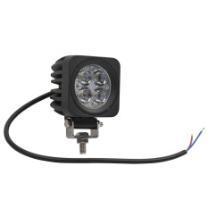 10W Super Bright Car LED Lights For DRL Fog Driving Lamp Waterproof (Intl)