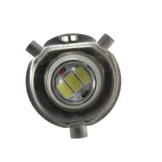 12.33 LED SMD Super Bright White Car Lens Fog Light Headlight Driving Lamp Bulb (Intl)