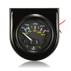 2 Inch Water Temperature Gauge 100℉- 250℉;40℃-120℃ For 12 Volt System Universal