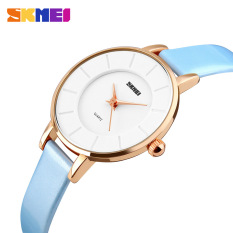 2016 New Free Shipping Fashion Quartz Women Dress Watches, Women Watches With Leather Strap Unisex Wristwatches Band Montre - Intl
