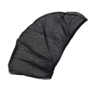 jual 2pcs universal mesh uv protection car rear door side window sun shades intl sambol di. Black Bedroom Furniture Sets. Home Design Ideas