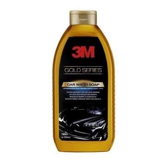 3m Car Wash Soap Gold Series Shampo Cuci Mobil 1 Botol