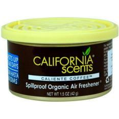 3pcs Parfume Mobil CALIFORNIA SCENTS Aroma Kopi