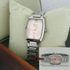Alexandre Christie AC2617LH Original - Jam Tangan Wanita - Stainless Steel