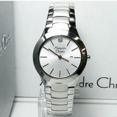 Alexandre Christie AC8028L - Jam Tangan Wanita - Stainless Steel (Silver)