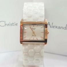 Alexandre Christie Passion AC2534 [Rose White] (White)