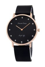 Alexandre Christie Simple Life 8468MHBRG Rose Gold Jam Tangan Pria