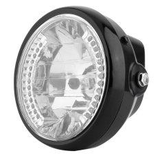 Allwin 7 \ memimpin lampu bergaya lampu depan sepeda motor untuk Harley sepeda motor