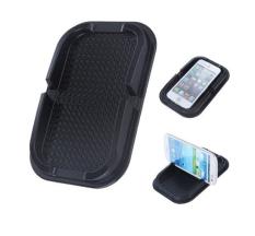 Amango Car Non Slip Mobile Phone Pad Black (Intl)