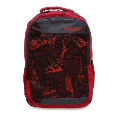 American Tourister Tas Code Backpack - Merah