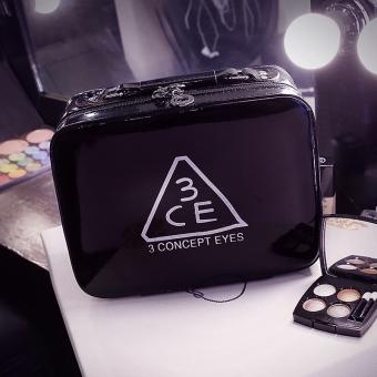 ... Mencuci Tahan Source · Nilon persegi perjalanan paket masuk kosmetik tas makeup Source Asli kapasitas besar kasus kosmetik portabel tas