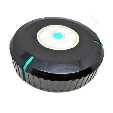 Auto Cleaner Robot Sweeping Cleaning Machine / Mesin Penyedot Debu - Black