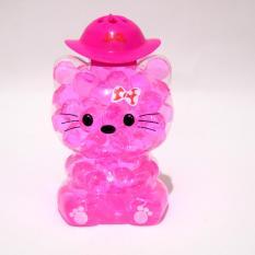 Autorace Air Freshener / Parfum / Pengharum Ruangan Mobil Hello Kitty PF-04 Apple Green