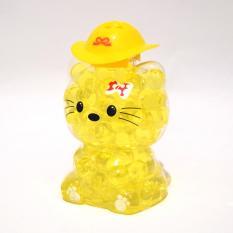 Autorace Air Freshener / Parfum / Pengharum Ruangan Mobil HK PF-04 Lemon - Yellow