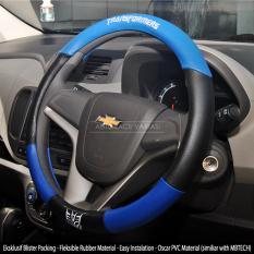 AUTORACE Cover Stir / Sarung Stir Mobil Autorace 104 Tranformrs - Biru