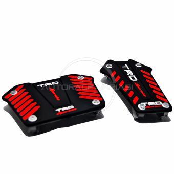 Jual Autorace Pedal Mobil Matic / Non-Slip Pedal / Cover Kopling / Rem / Gas Mobil VR PS-02 - Red - Autoracevariasi di Lazada | OmJoni.com
