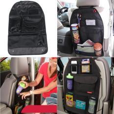Babamu - Back Seat Organizer - Tempat simpan barang di jok mobil - Hitam